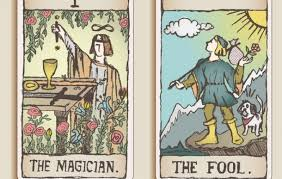 Tarot Card Meaning – Fool, King, Queen, and Crosses